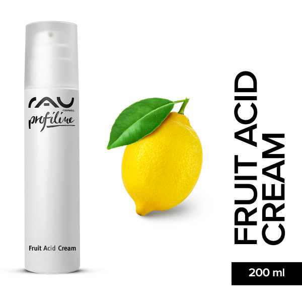 Rau Fruit Acid Cream 200 ml Profiline Haut Pflege Online Shop Skin Care Natur Kosmetik