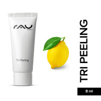 RAU Tri-Peeling 8 ml - Enzyme & Fruit Acid Peeling with Papaya and White Tea