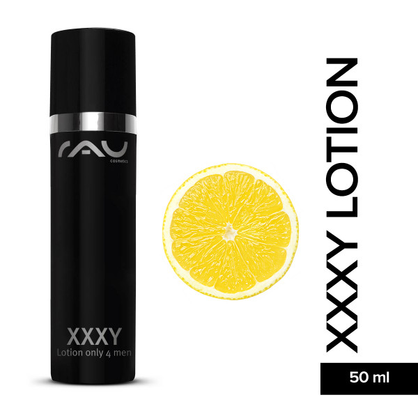RAU XXXY Lotion only 4 men 50 ml - Anti-Aging Fluid für die Männerhaut