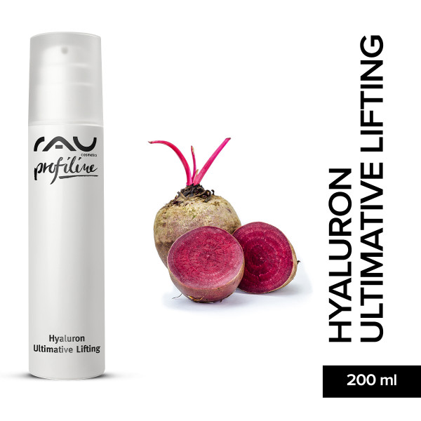 Rau Hyaluron Ultimative Lifting 200 ml Profiline Hautpflege Gesichtspflege Skin Care Online Shop Naturkosmetik