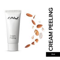 RAU Cream Peeling 8 ml - Deep Cleansing & Effective Peeling
