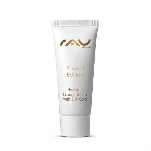 RAU Hyaluron Luxury Cream with 23k Gold 8 ml - Special Edition