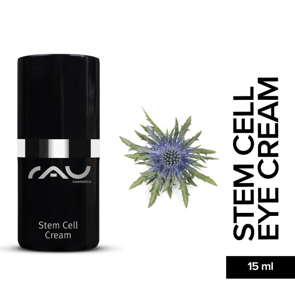Rau Stem Cell Eye Cream 15 ml Hautpflege Augenpflege Cream Creme Onlineshop Naturkosmetik
